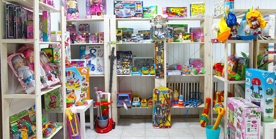 Яке обрати приміщення під магазин іграшок