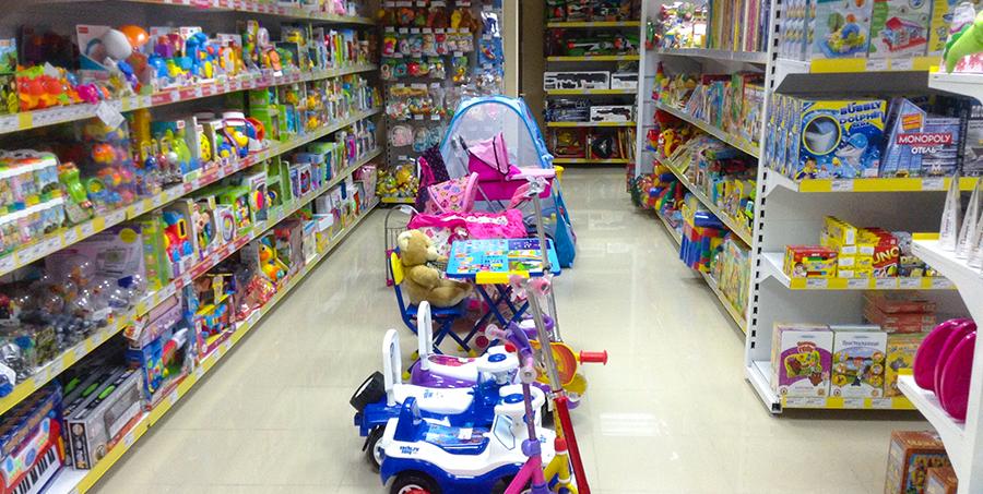 Як вигідно відкрити магазин іграшок